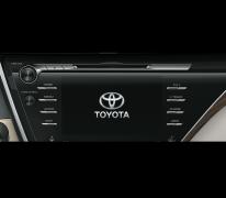 Camry 2.5Q được trang bị màn hình DVD 8inch và 9 loa JBL tạo nên âm thanh sống động, sang trọng đẳng cấp.