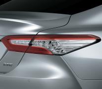 cụm đèn sau LED giúp xe trông nam tính, mạnh mẽ hơn